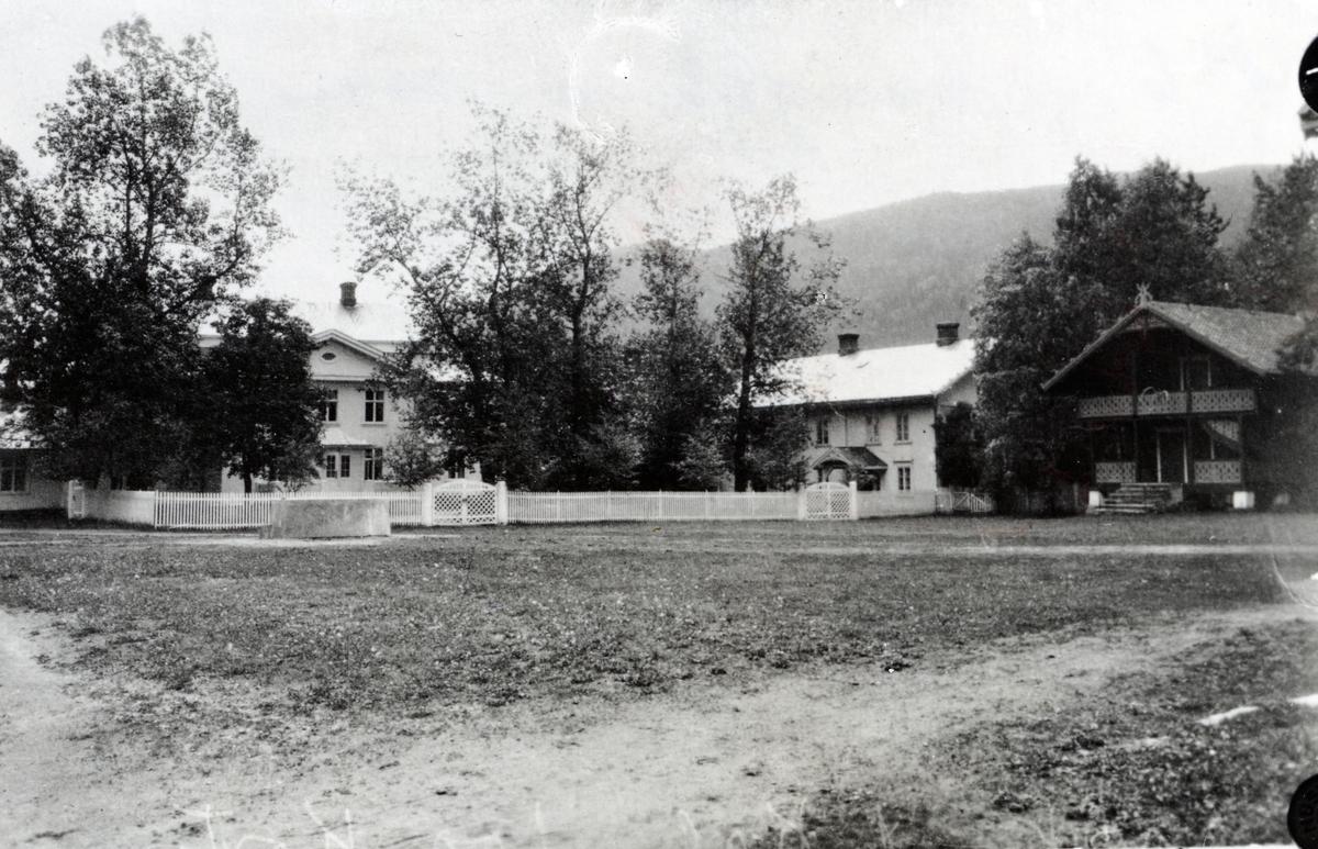Bildet av Haugsrud Søre i Sør-Aurdal i Valdres.