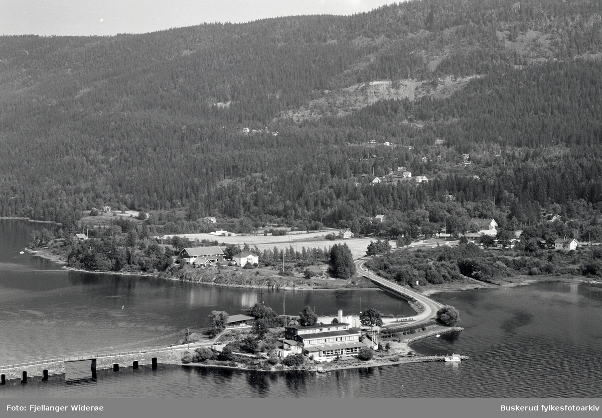 Sundøya fjordrestaurant, Sundvolden hotel