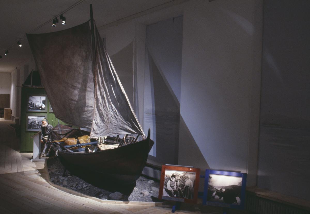 Människor och båtar i Norden