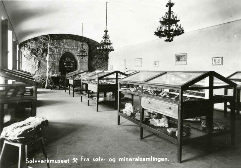 Museet i Smeltehytta - historiske bilder (Foto/Photo)