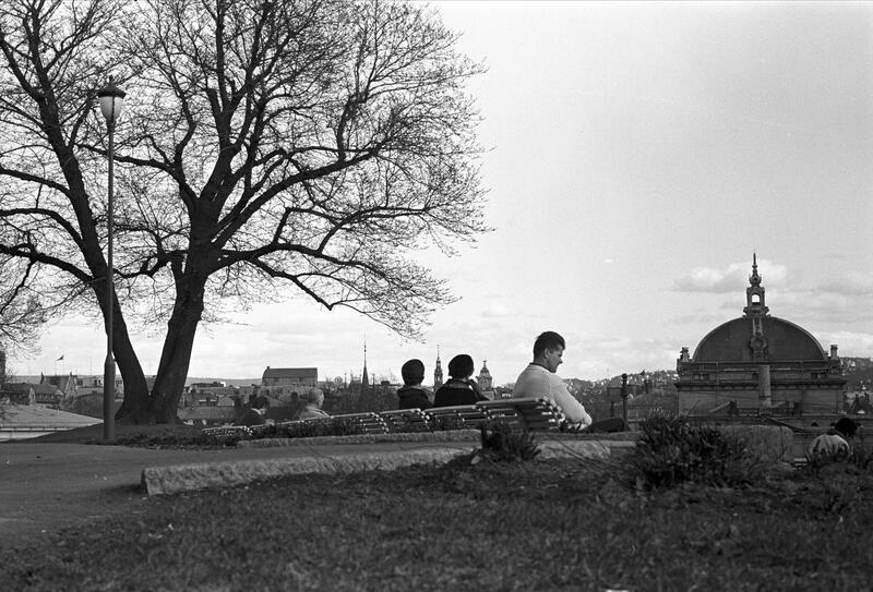 Utsikt 1971 (Foto/Photo)