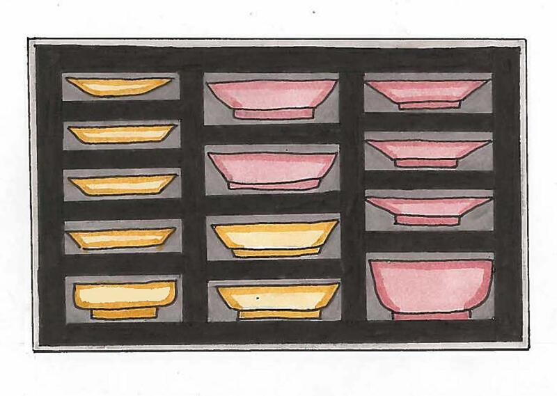 Små tallerkener (Foto/Photo)