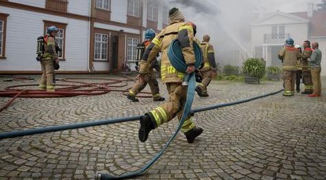 Ill. Janniche Holterman og Torstein Sneisen: Beredskapsarbeid ut fra forsikringssynspunkt (Foto/Photo)