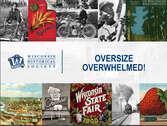 Oversize - overwhelmed