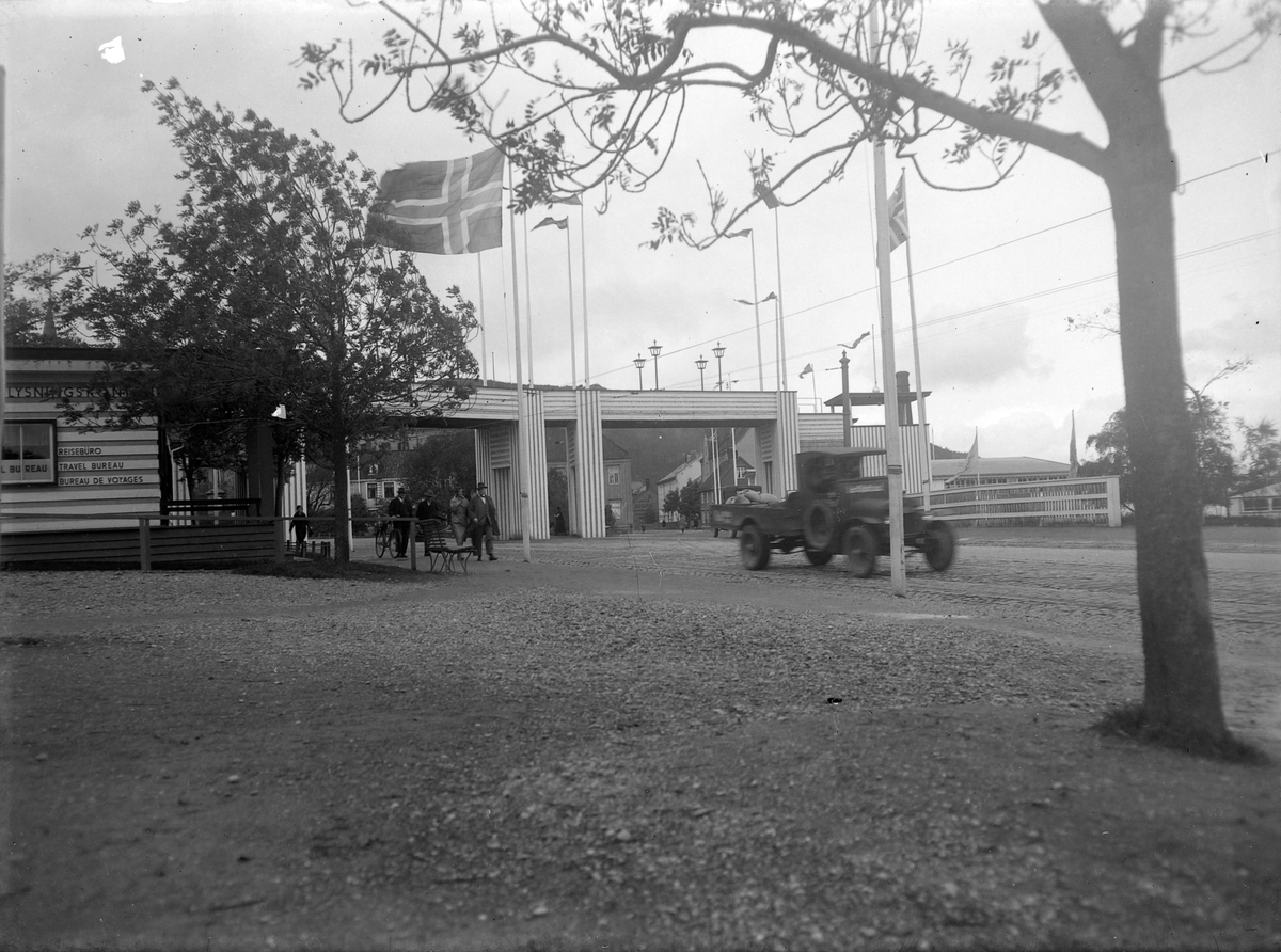 Trøndelagsutstillingen 1930, landsutstilling for næringsliv og kultur