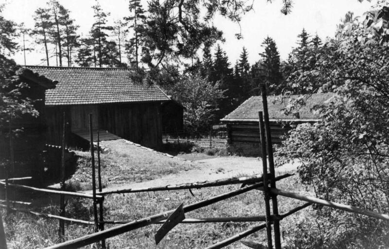 Østerdalstunet, fotografert i 1949. (Foto/Photo)