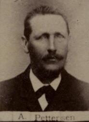 Formann Andreas Pettersen (1841-1929) (Foto/Photo)