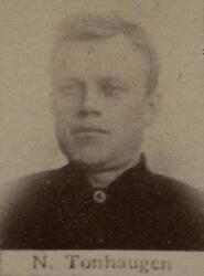 Ertsleiter Nils K. Thonhaugen (1857-1915) (Foto/Photo)