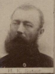 Tønnekjører Hans K. Sunne (1849-1894) (Foto/Photo)