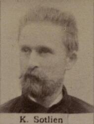 Stiger Nils Kristian Sotlien (1851-1930) (Foto/Photo)