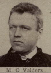 Borhauer Mads O. Valders (1850-1929) (Foto/Photo)