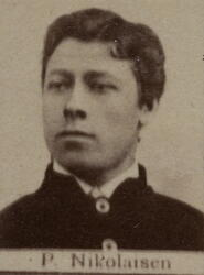 P. Nikolaisen (Foto/Photo)