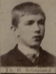 Th. B. Smaaland (Foto/Photo)
