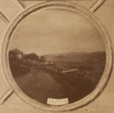 Historisk bilde Smeltehytta (Foto/Photo)