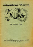 Jubileumsberetning IL Nansen 1948
