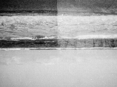 Kate Bell, Destruction 2, 35mm film, 70x20cm, 2020. (Foto/Photo)