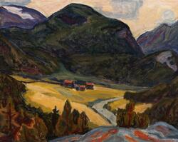 Bøverdalen [Maleri]