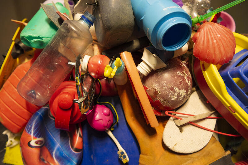 plastsøppel (Foto/Photo)
