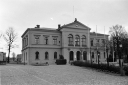 Rådhuset på 1970-talet
