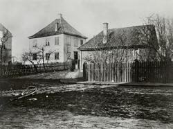 Fredriksro. Dybwadløkken på Hegdehaugen. 1880.