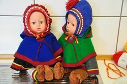 Elle og Ándá gir viktig kunnskap om samisk identitet