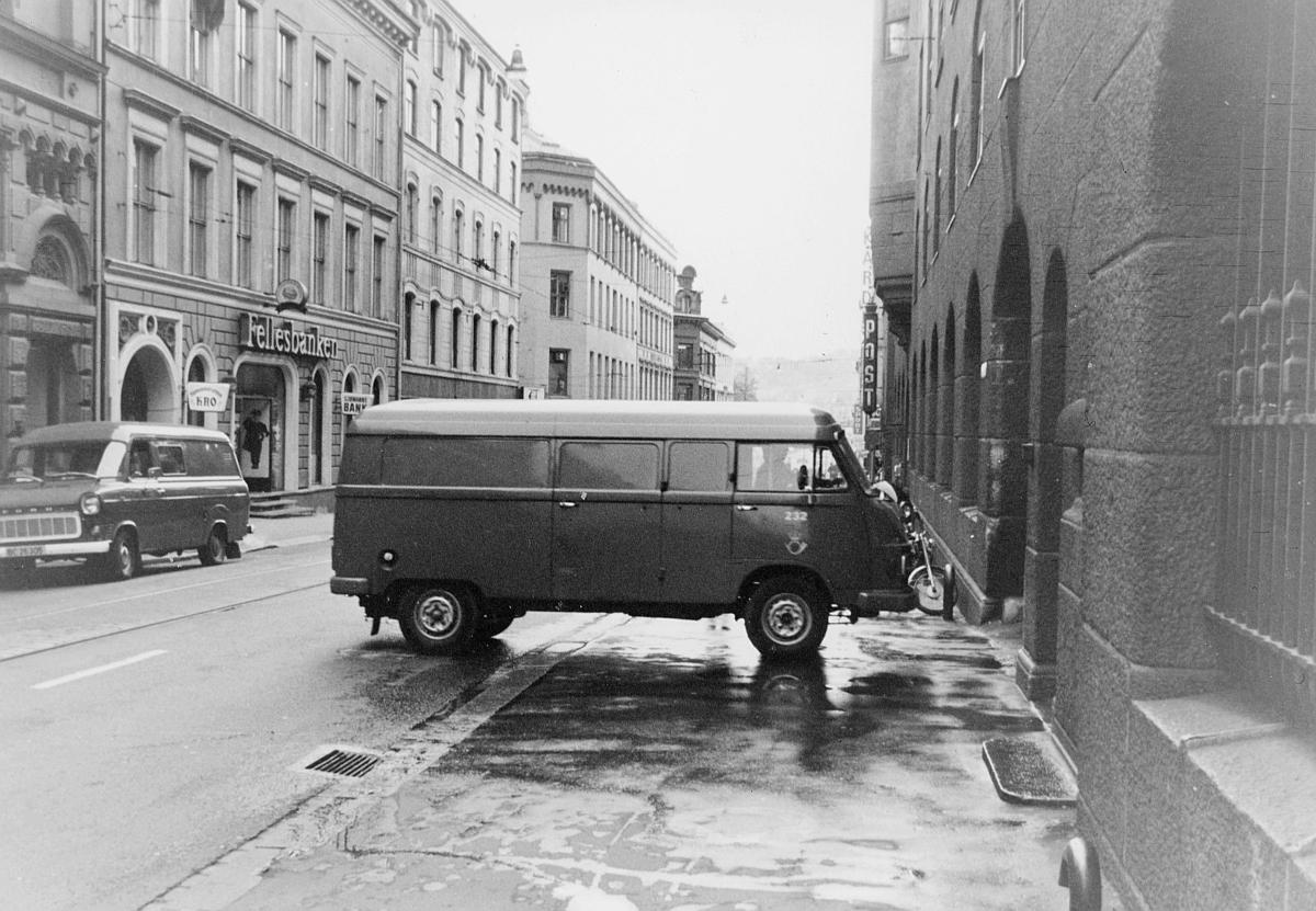 transport, bil, Oslo, Matador varevogn