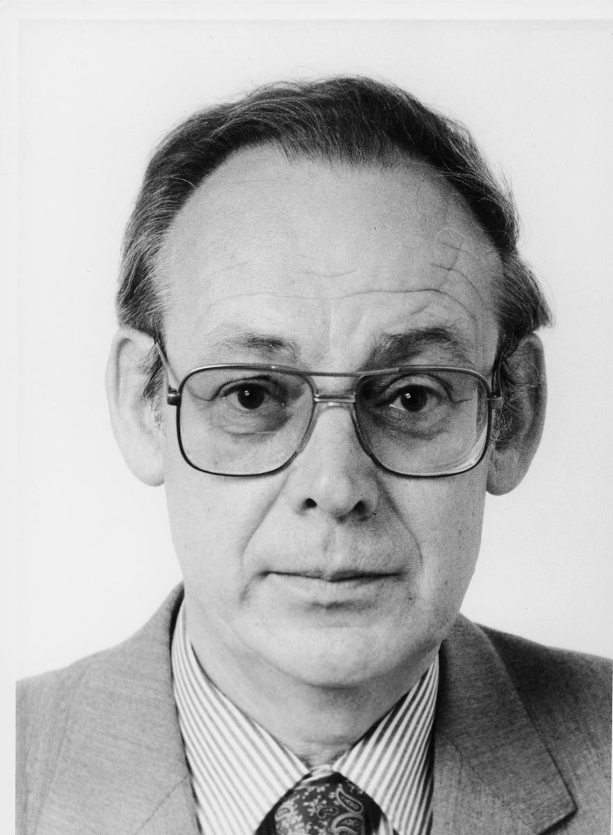 postsjef, Østebrød Thomas Birger, portrett