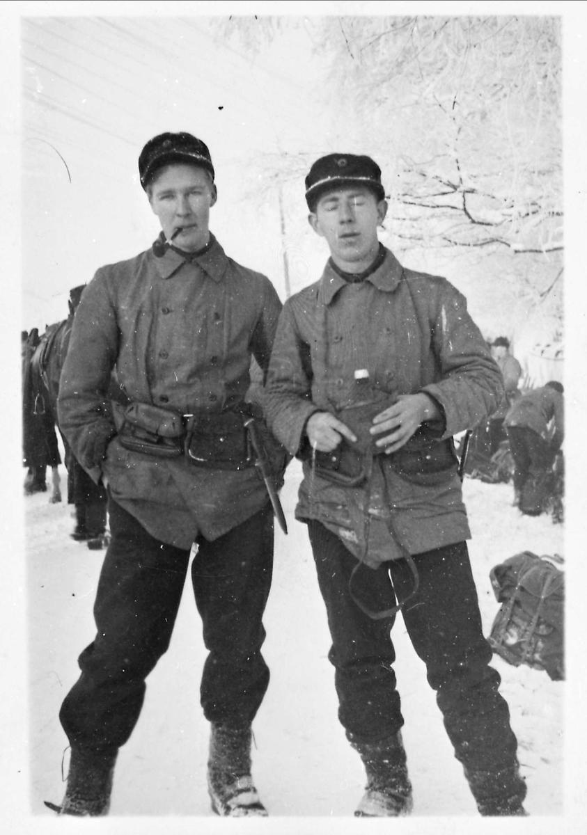 Militær, vinter