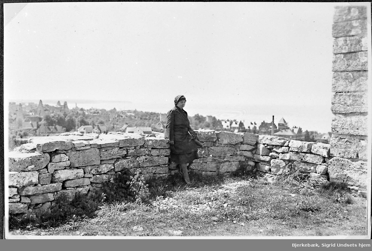 Gotland, kvinne