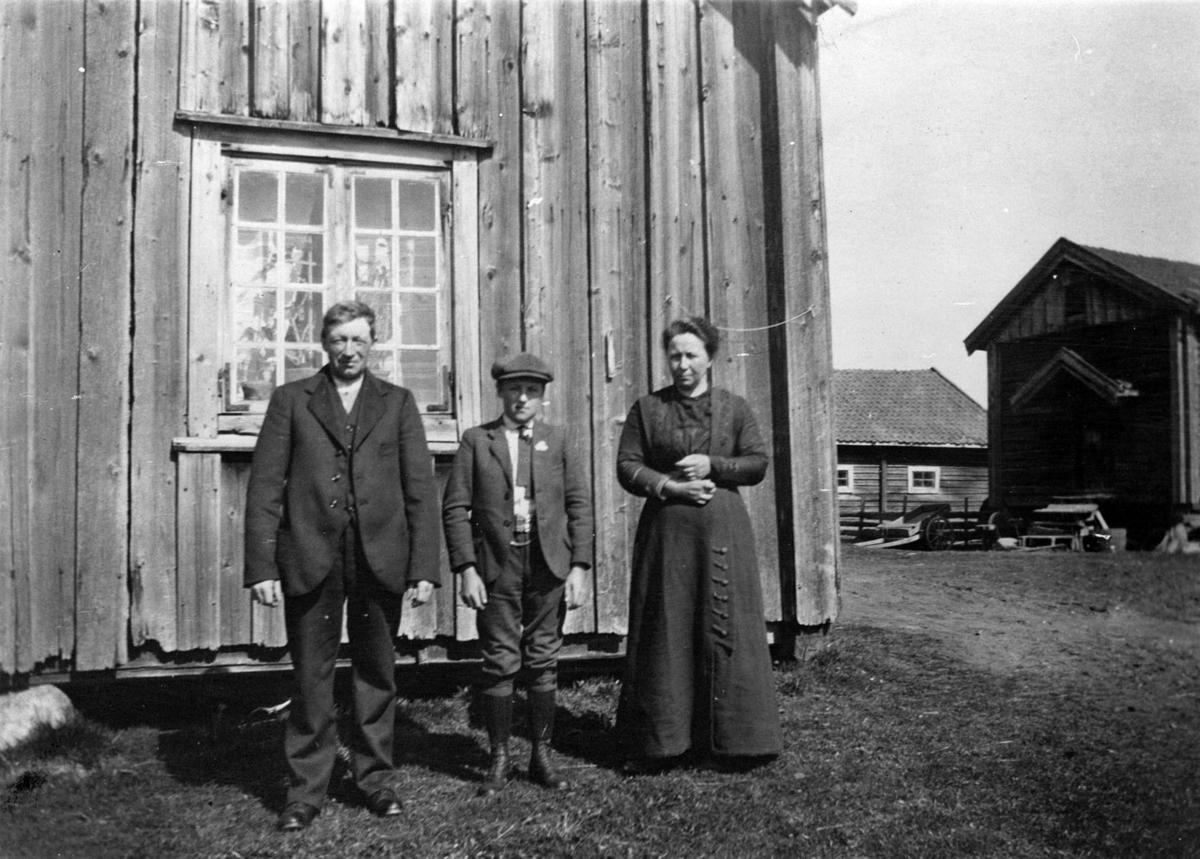 Familien på Moe (Norderhov).