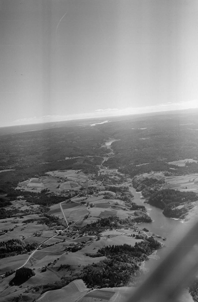 GANSDALEN - ØSTANESÅA - HIMDALEN LANDSKAP