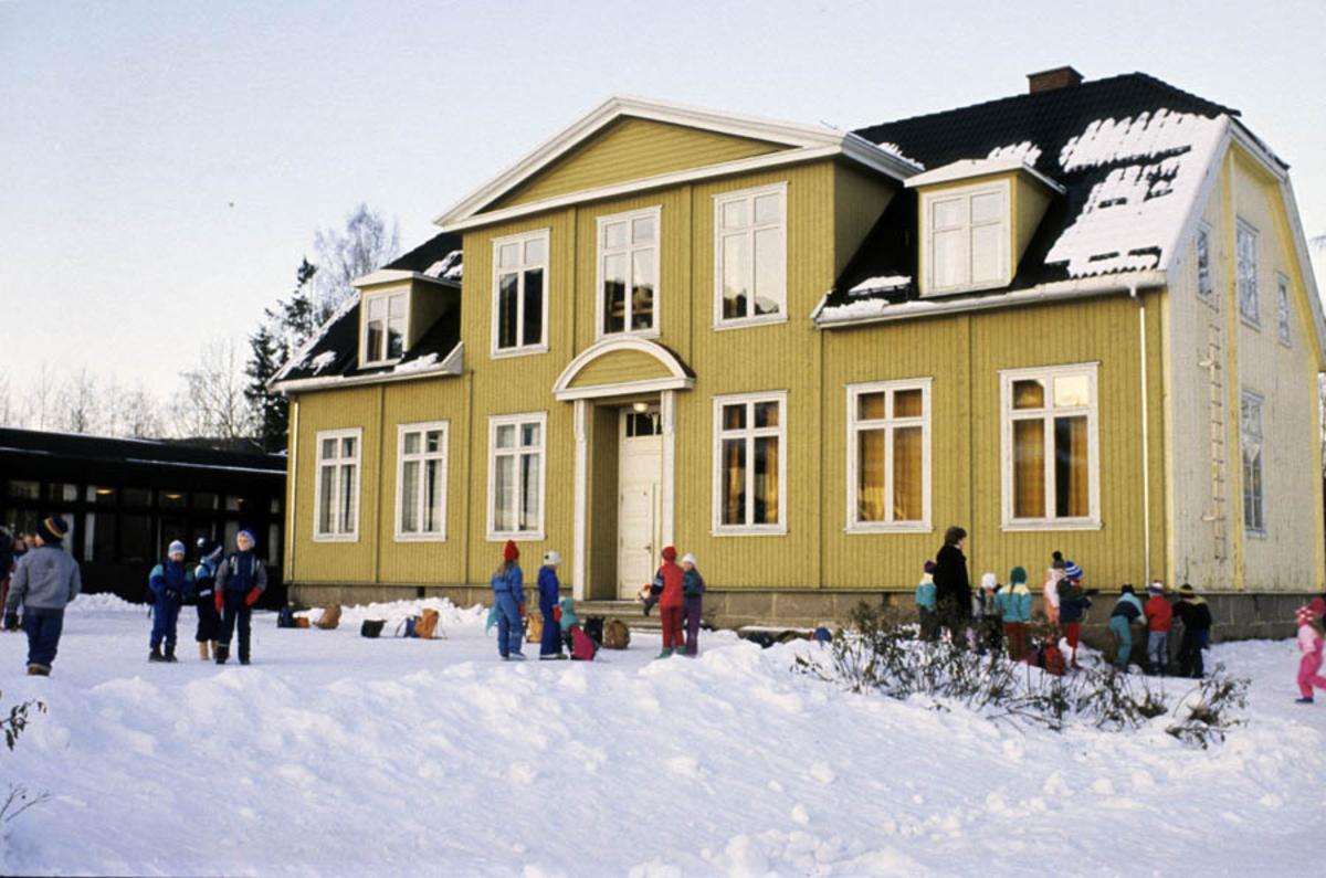 Kjerkeretsen skole i Hurdal