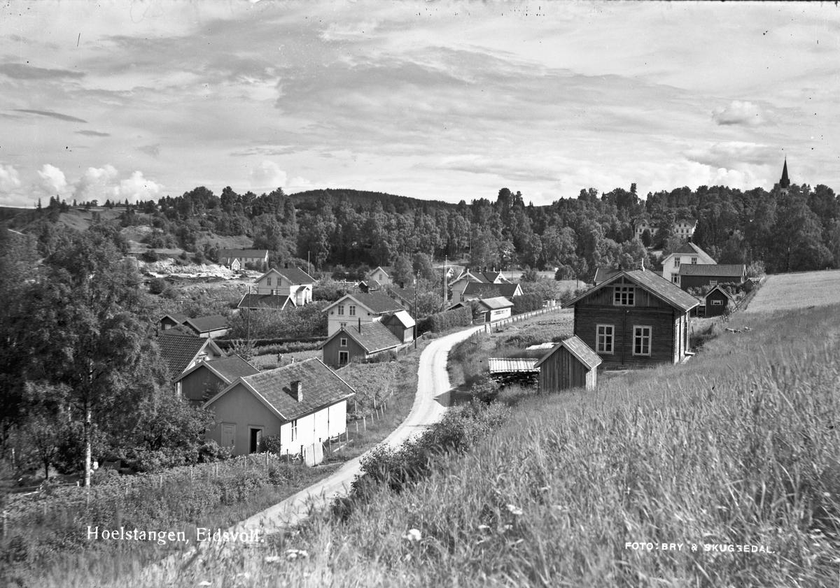 Hoelstangen, Eidsvoll.