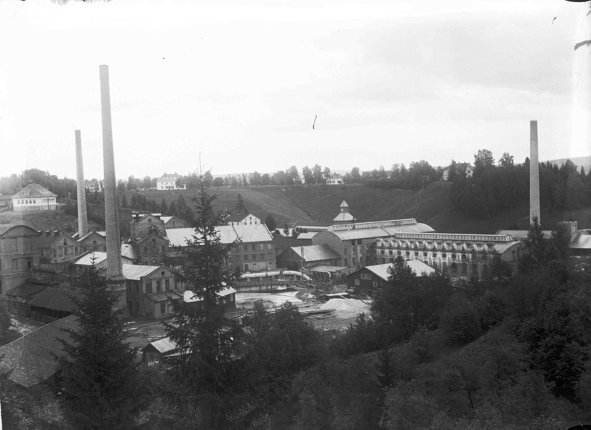 Bønsdalen, fabrikk