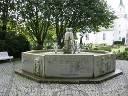 Minnesmerke falne i Koppervik og Syangeland Herad