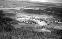 Flyfoto, Ytteborg og Veideborg, Løten.