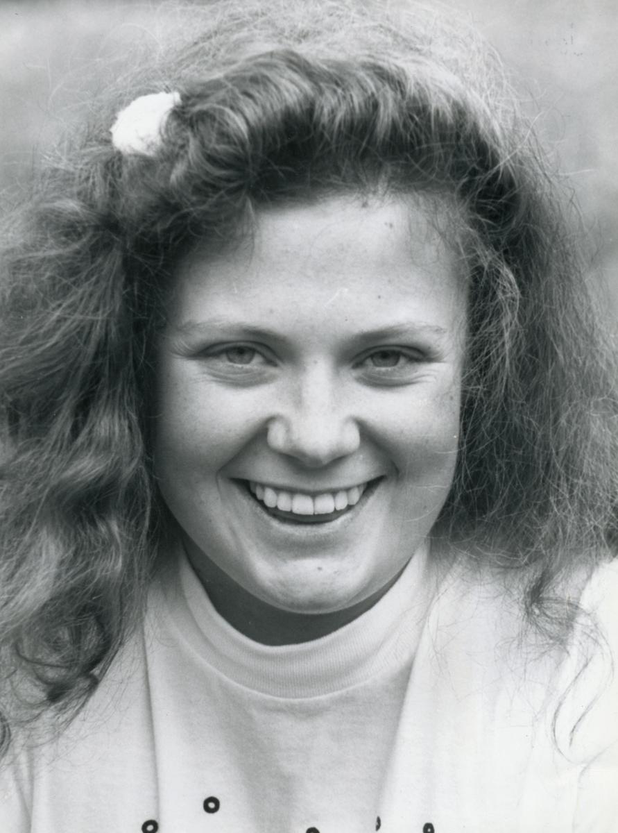 Portrett,1, Jorunn Børve