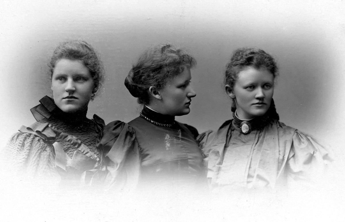 Astrid, Ingeborg og Inger