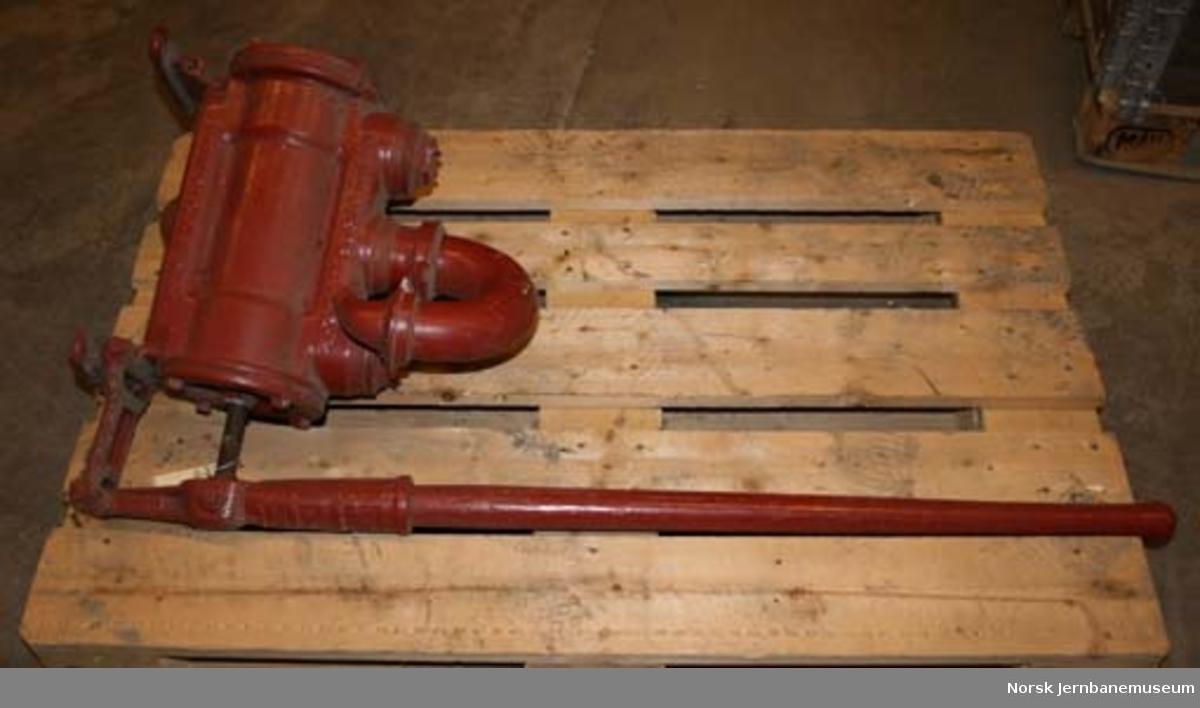 Pumpe : manuell