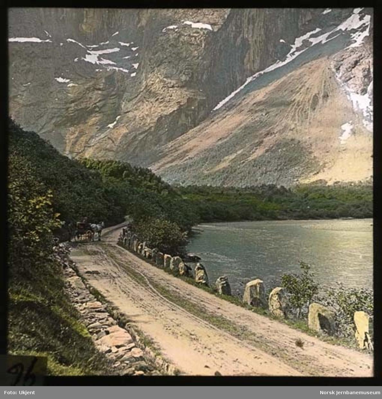 Romsdalen med Trollveggen