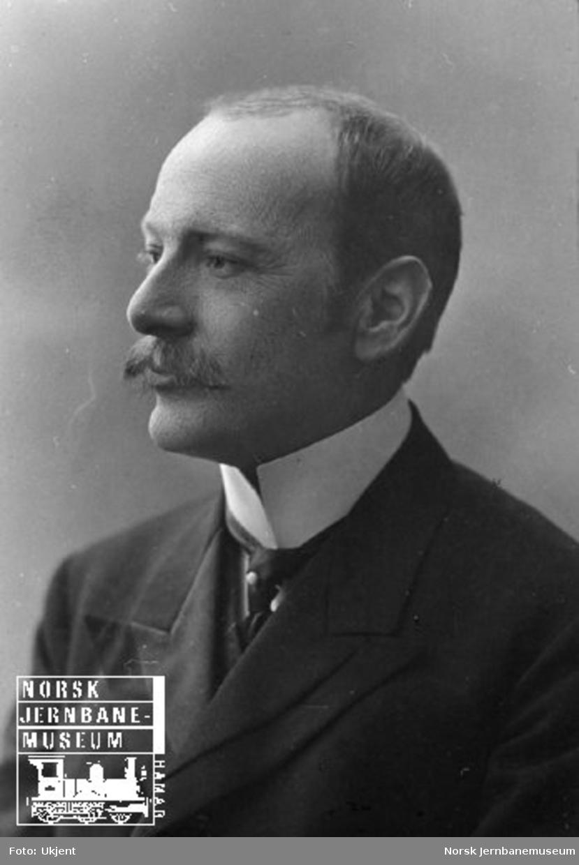 Portrett av Henrik Walter