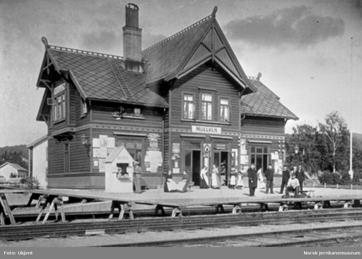 Moelv stasjonsbygning