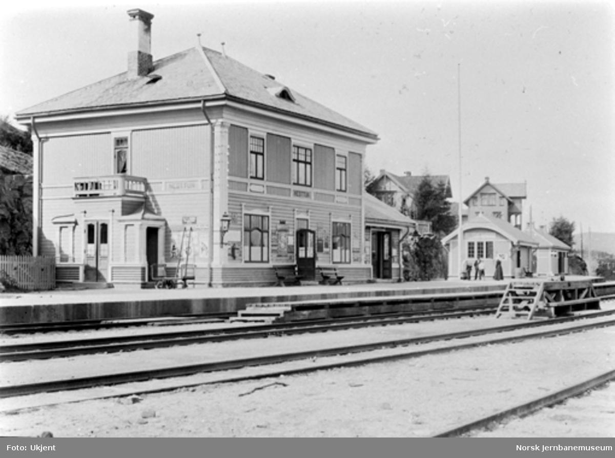 Nesttun stasjonsbygning