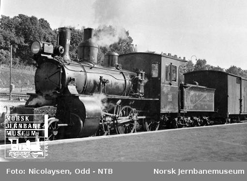 Damplokomotiv type XXIIIa nr. 14