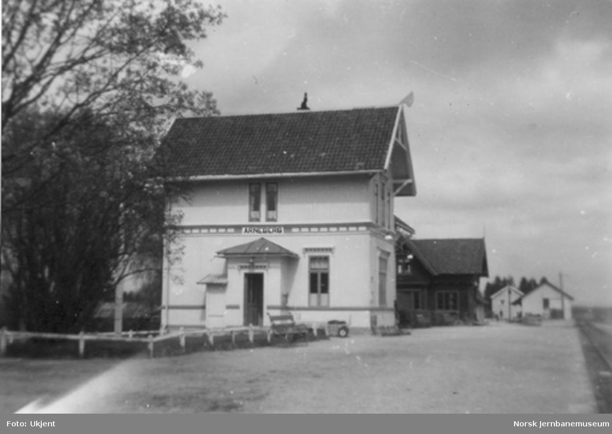 Arneberg stasjon