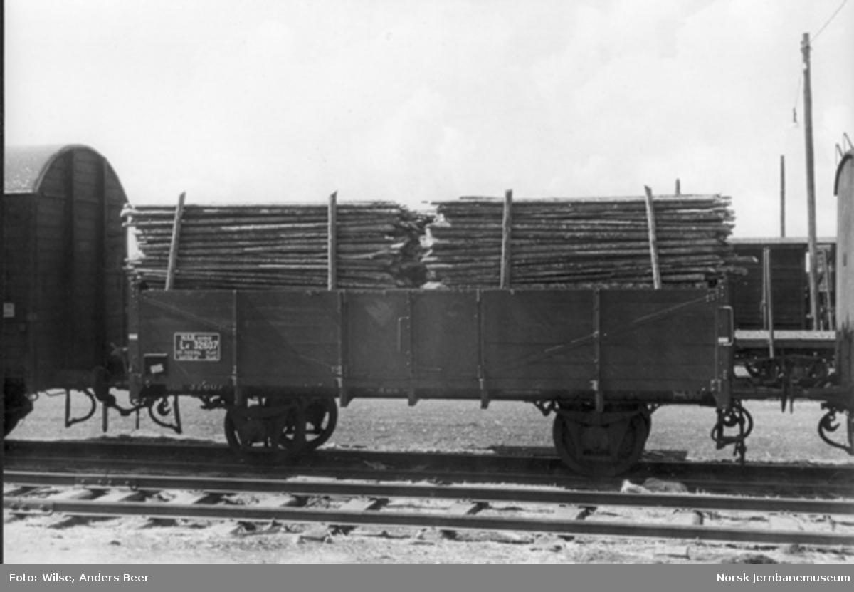Kassevogn litra L4 nr. 32607