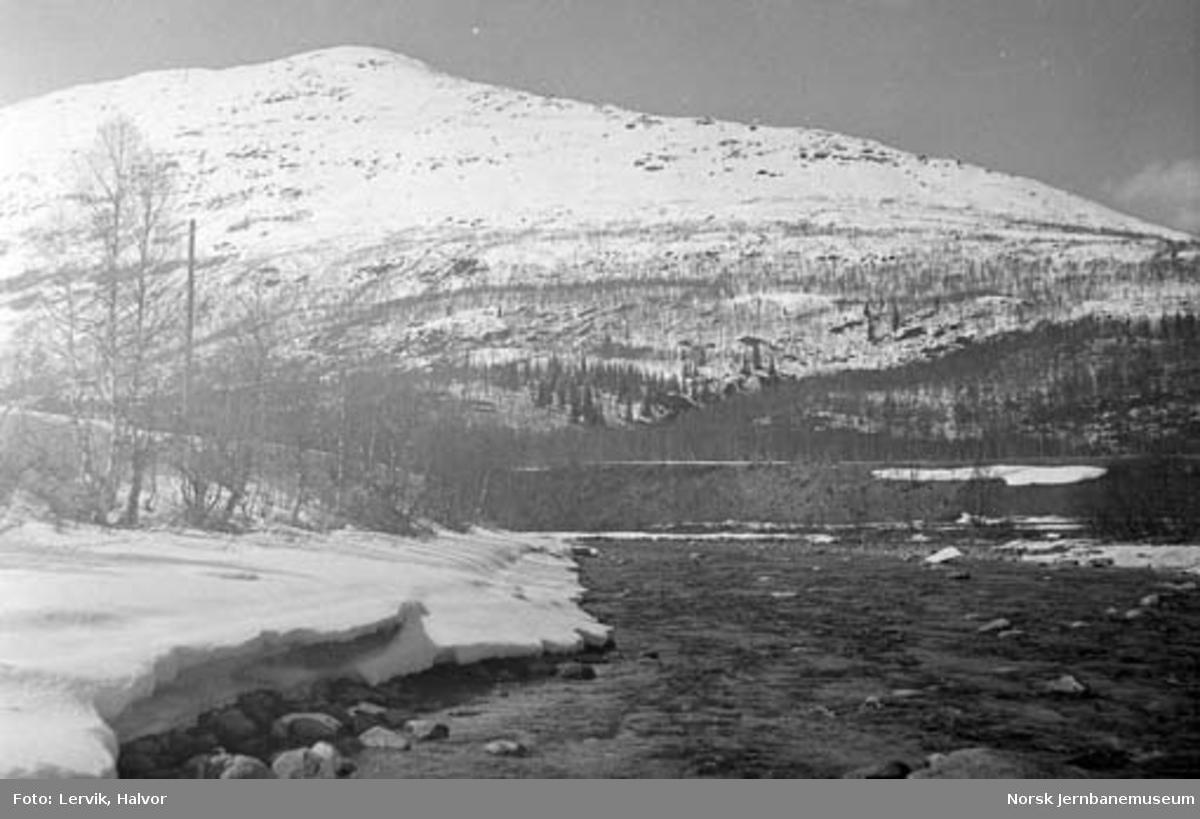 Landskapsbilde : Ørtfjell