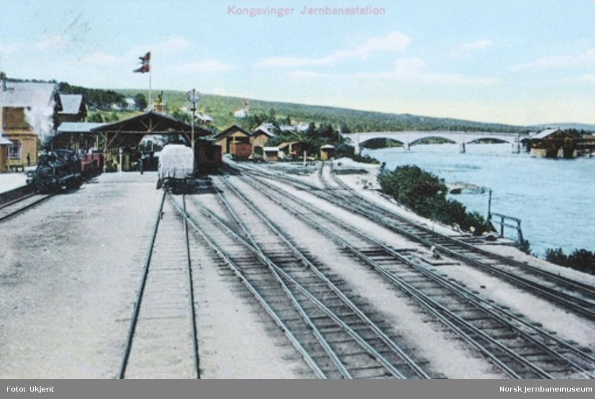 Kongsvinger stasjon