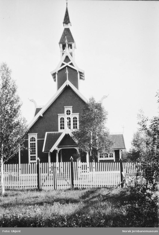 Kirken i Neiden