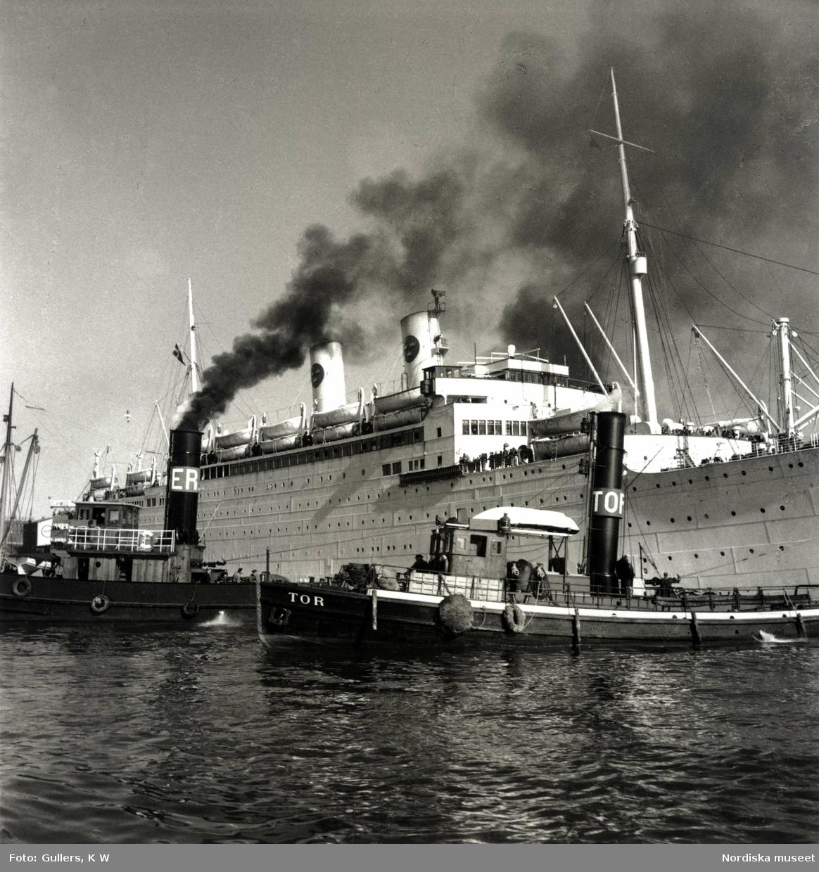 Svenska Amerikalinjens fartyg